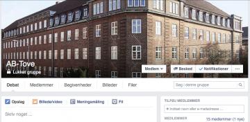 AB Tove på Facebook